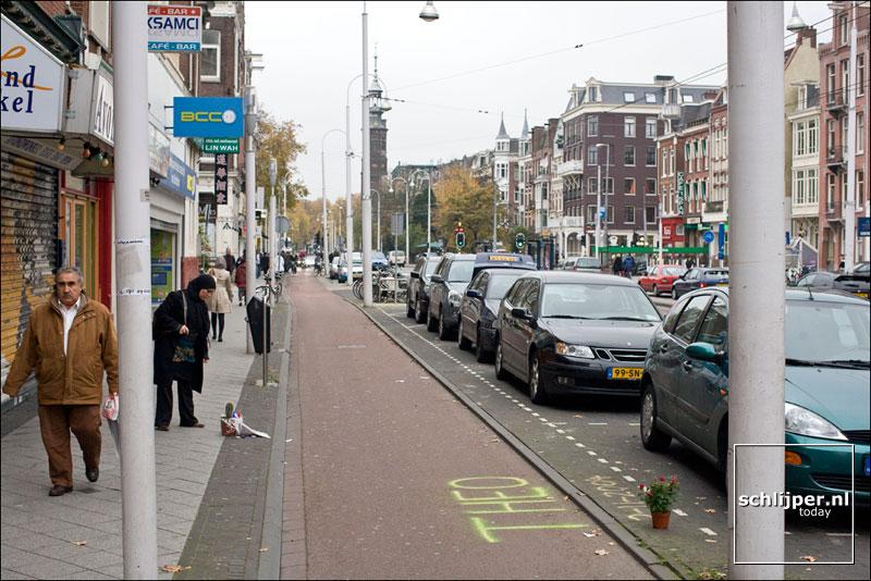 Nederland, Amsterdam, 2 november 2007
