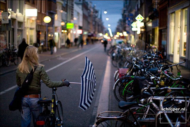 Nederland, Amsterdam, 10 november 2007