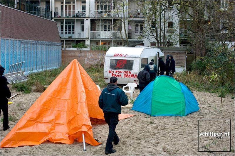 Nederland, Amsterdam, 11 november 2007