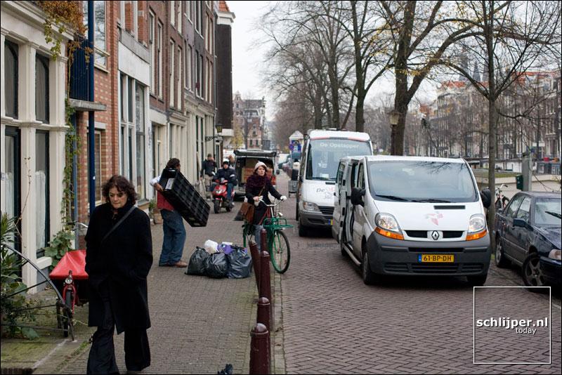 Nederland, Amsterdam, 19 november 2007