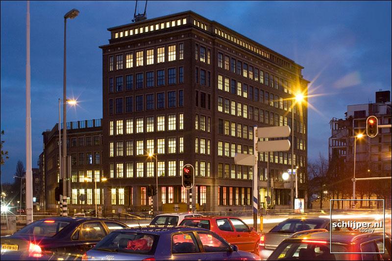 Nederland, Amsterdam, 22 november 2007