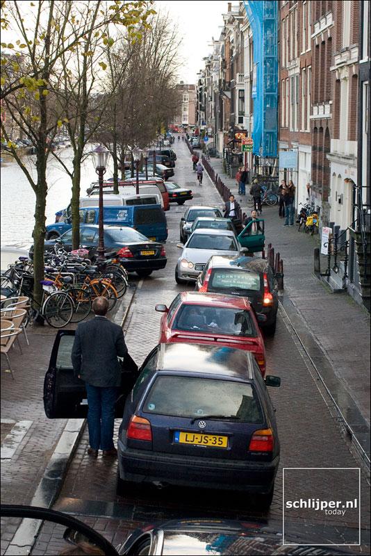 Nederland, Amsterdam, 23 november 2007