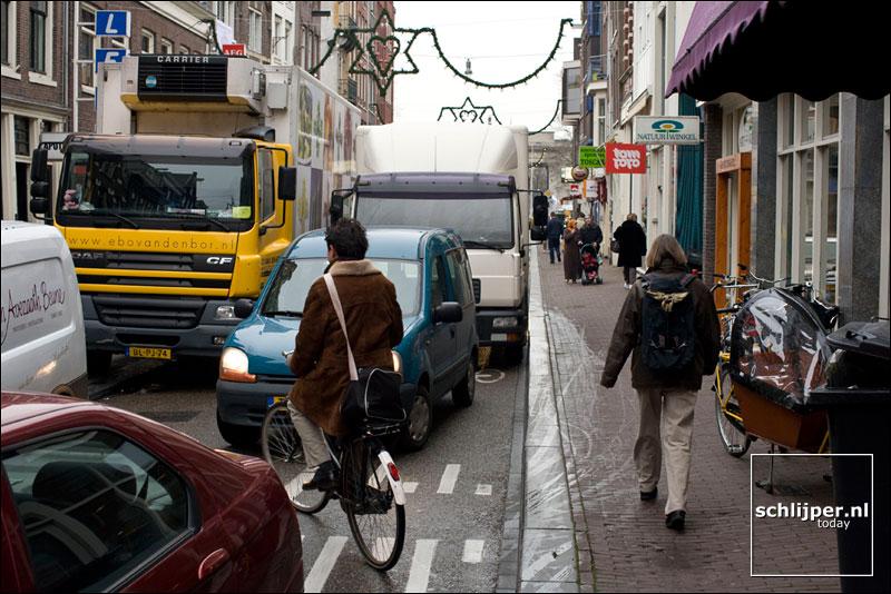 Nederland, Amsterdam, 28 november 2007