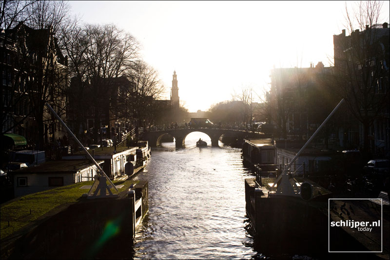 Nederland, Amsterdam, 1 december 2007