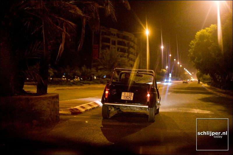 Marokko, Marrakech, 4 december 2007