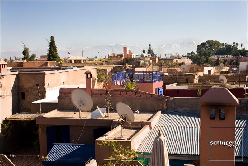 Marokko, Marrakech, 5 december 2007