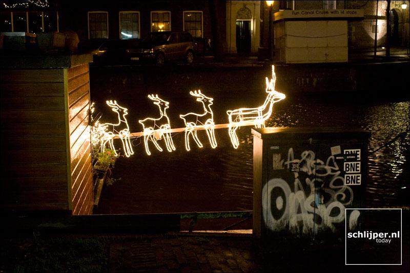 Nederland, Amsterdam, 9 december 2007