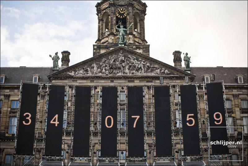 Nederland, Amsterdam, 30 december 2007