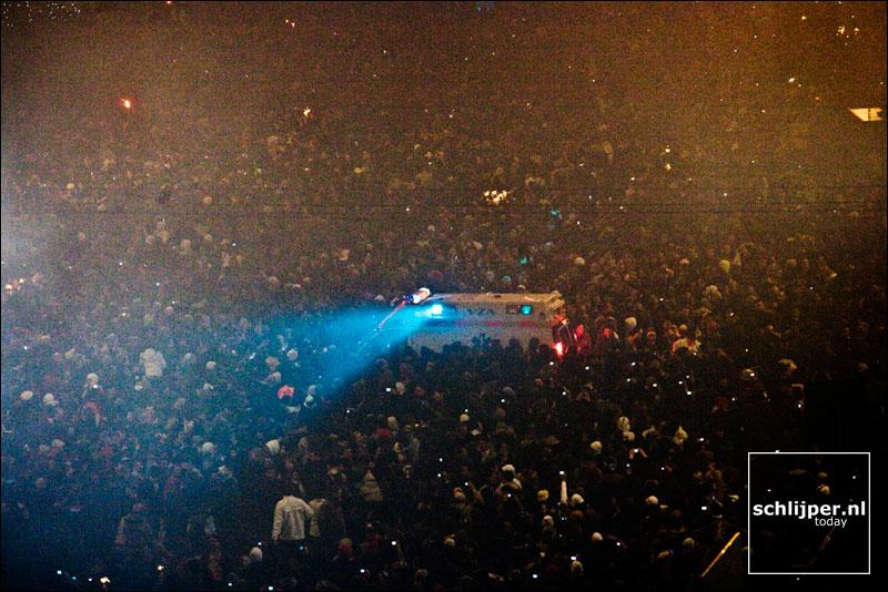 Nederland, Amsterdam, 1 januari 2008