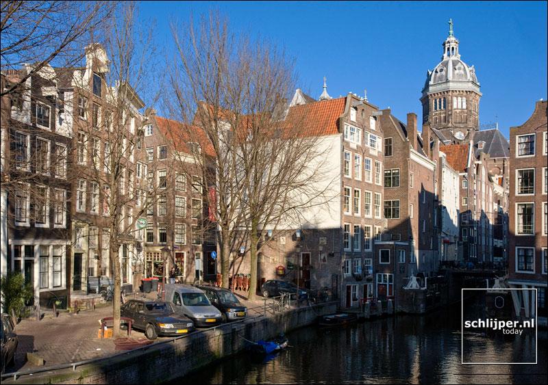 Nederland, Amsterdam, 2 januari 2008