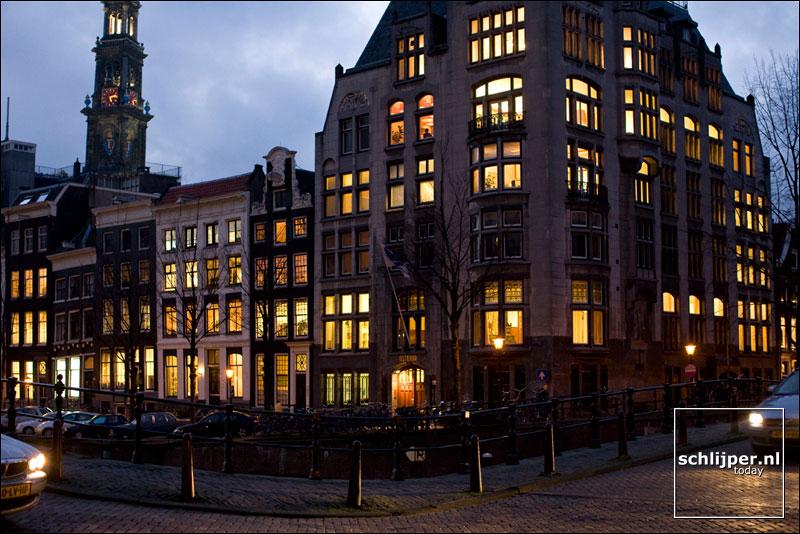 Nederland, Amsterdam, 8 januari 2008