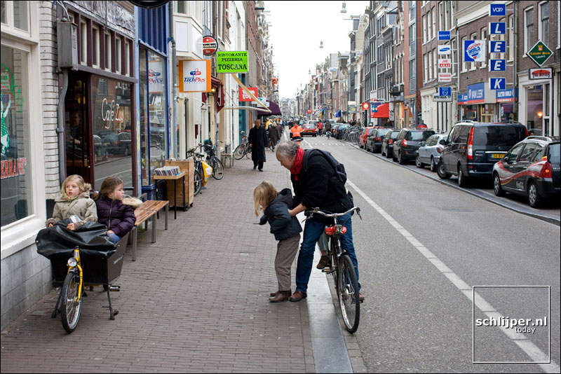 Nederland, Amsterdam, 10 januari 2008
