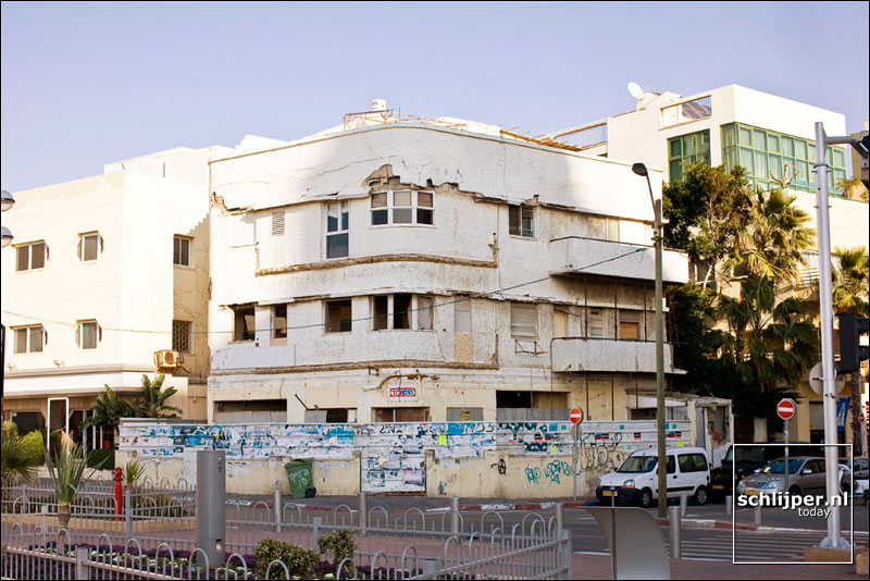 Israel, Tel Aviv, 13 januari 2008