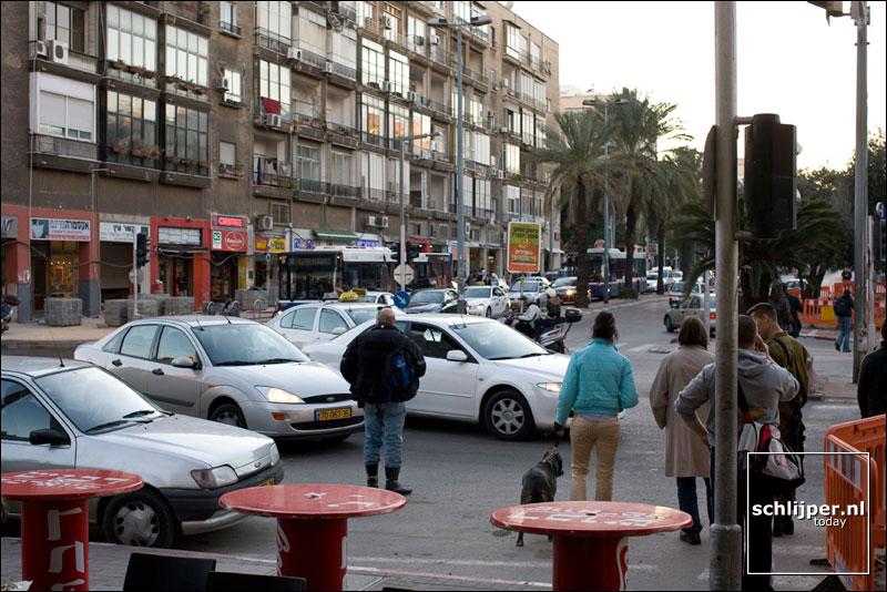 Israel, Tel Aviv, 17 januari 2008