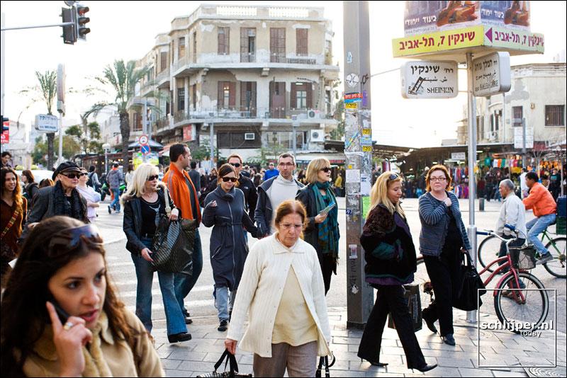 Israel, Tel Aviv, 20 januari 2008