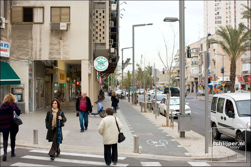 Israel, Tel Aviv, 21 januari 2008