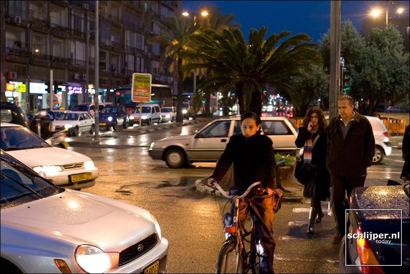 Israel, Tel Aviv, 22 januari 2008