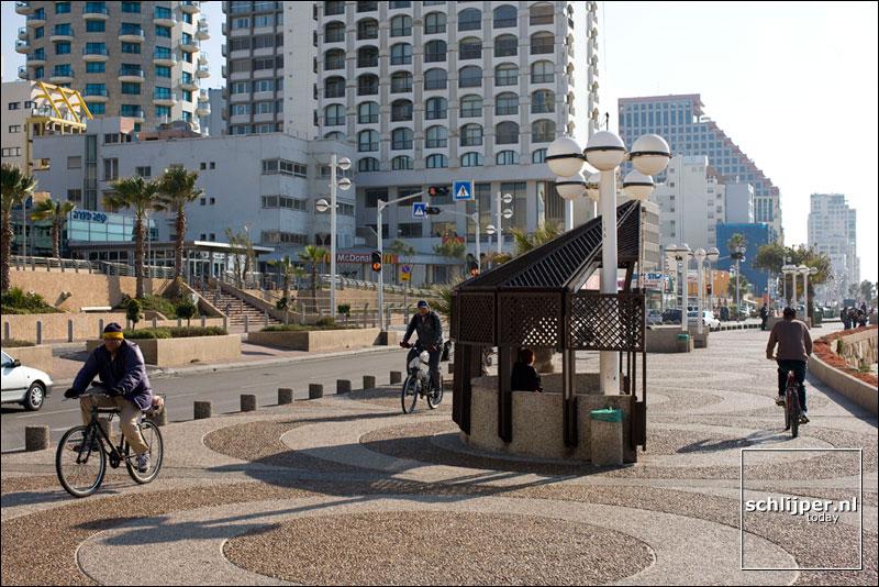 Israel, Tel Aviv, 23 januari 2008