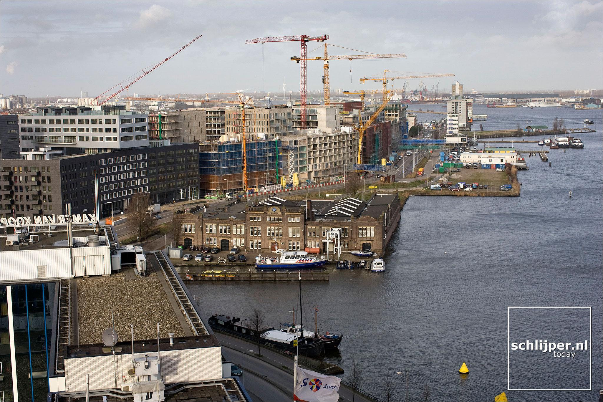Nederland, Amsterdam, 25 januari 2008