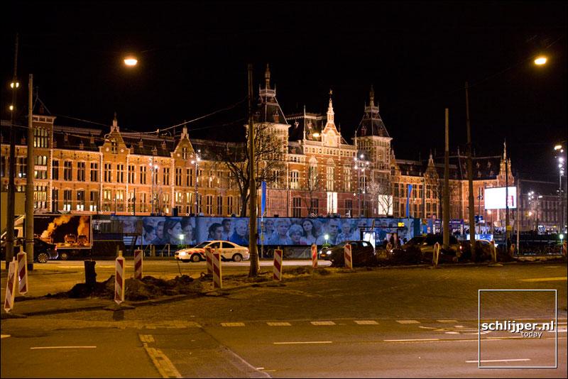 Nederland, Amsterdam, 28 januari 2008