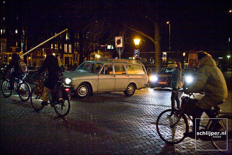Nederland, Amsterdam, 30 januari 2008