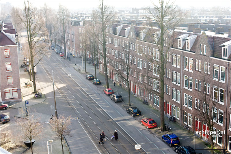 Nederland, Amsterdam 8 februari 2008