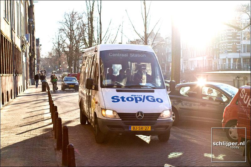 Nederland, Amsterdam, 12 februari 2008