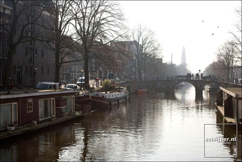 Nederland, Amsterdam, 18 februari 2008