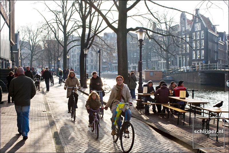 Nederland, Amsterdam, 24 februari 2008