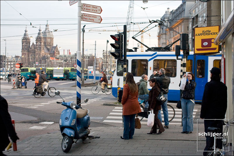 Nederland, Amsterdam, 25 februari 2008