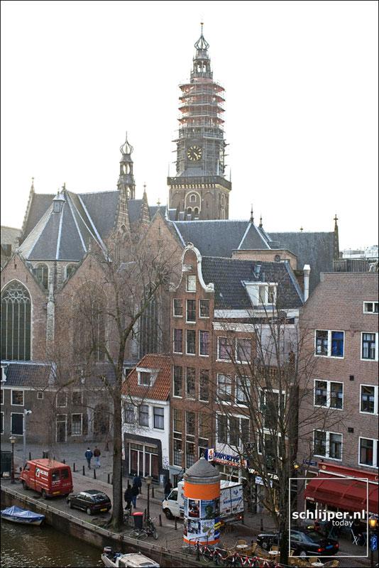 Nederland, Amsterdam, 26 februari 2008