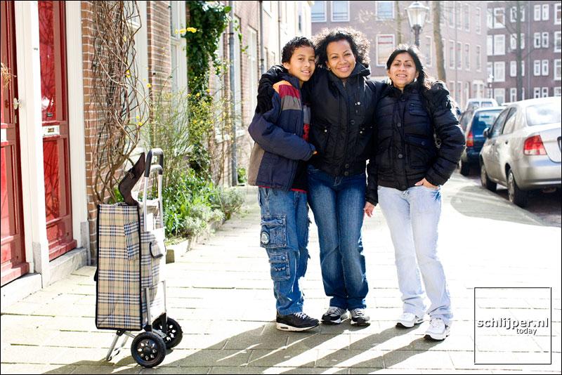 Nederland, Amsterdam, 27 februari 2008