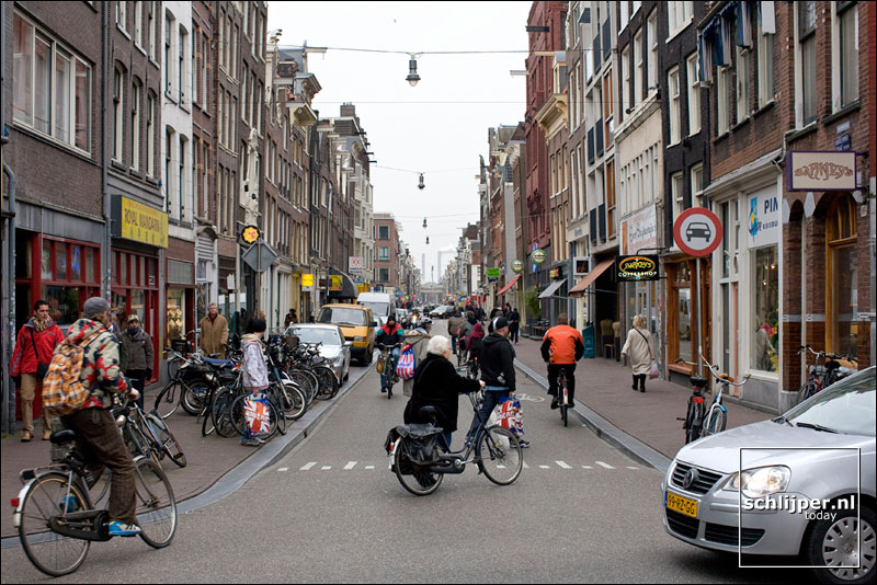 Nederland, Amsterdam, 29 februari 2008