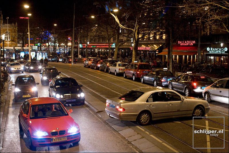 Nederland, Amsterdam, 7 maart 2008