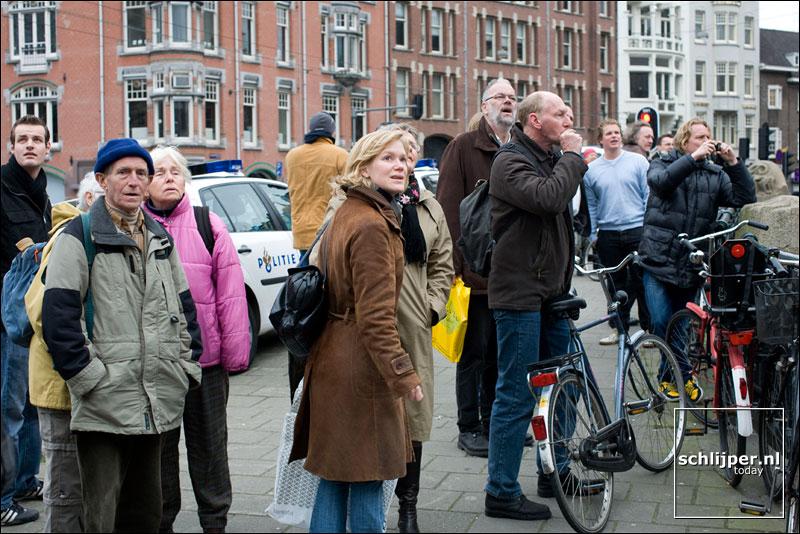 Nederland, Amsterdam, 8 maart 2008