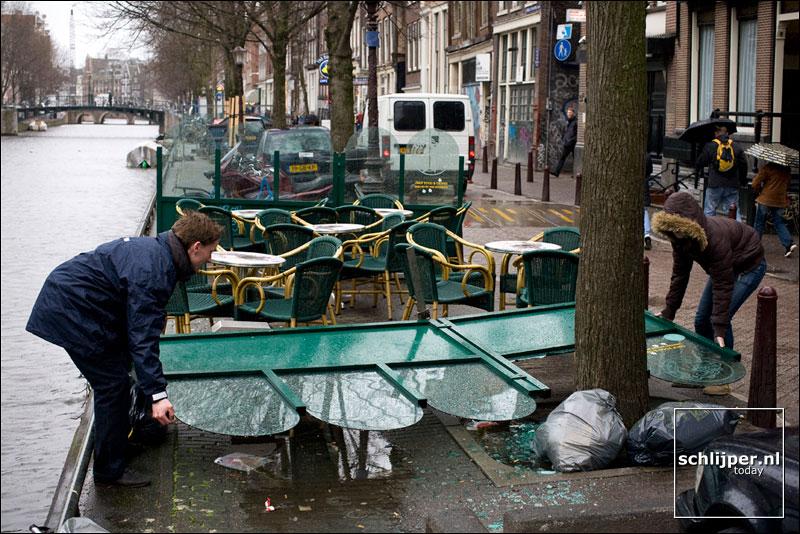 Nederland, Amsterdam, 10 maart 2008
