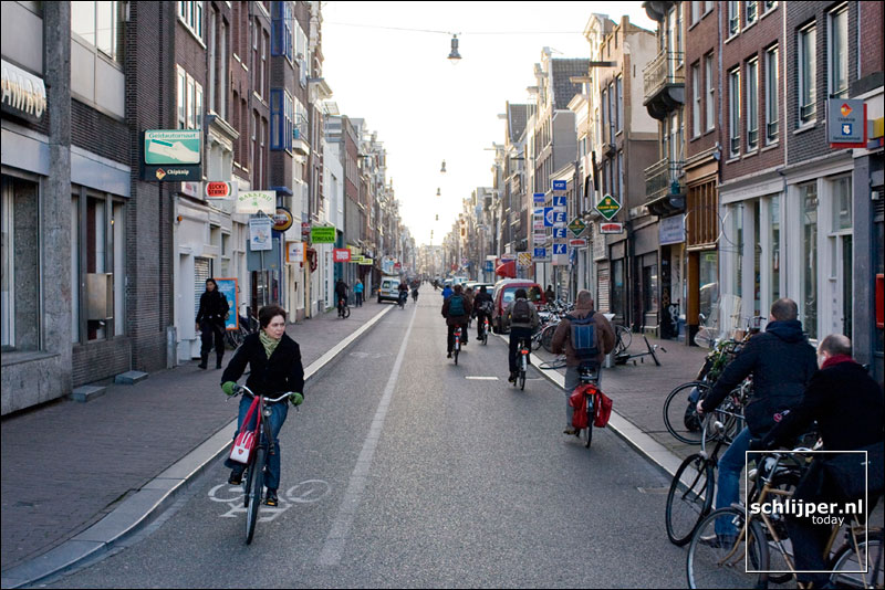 Nederland, Amsterdam, 13 maart 2008
