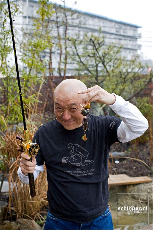 Japan, Kyoto, 14 maart 2008