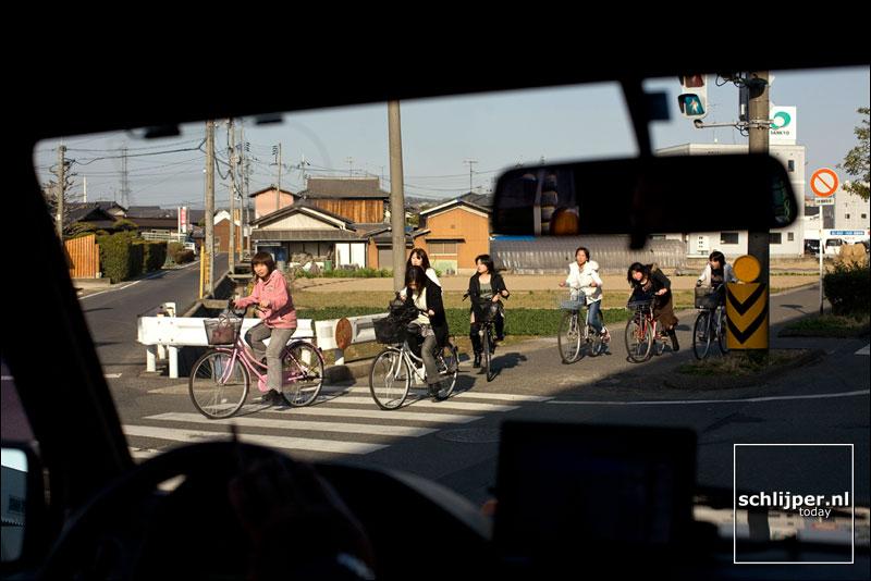Japan, Okayama, 15 maart 2008