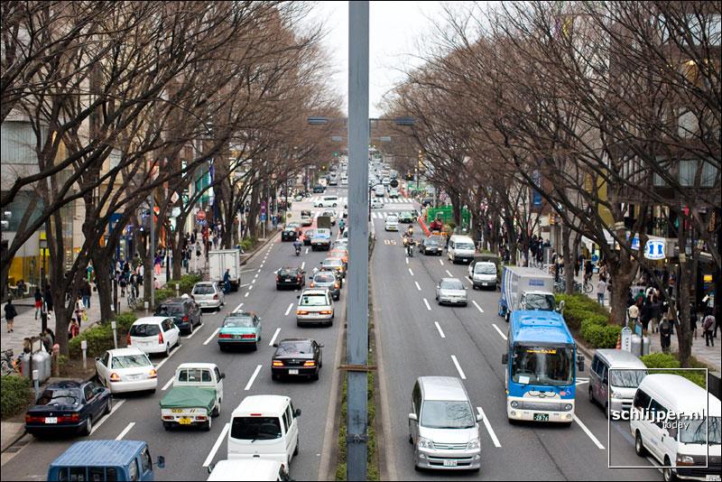 Japan, Tokio, 17 maart 2008