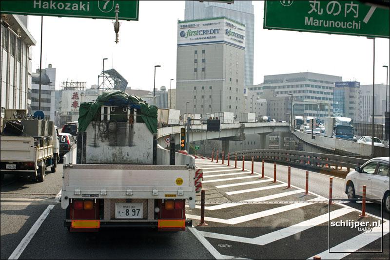 Japan, Tokio, 18 maart 2008