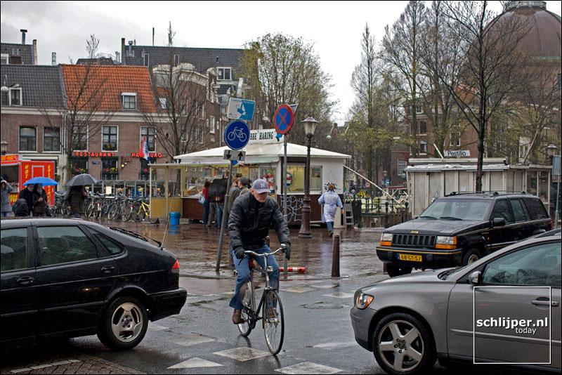 Nederland, Amsterdam, 20 maart 2008