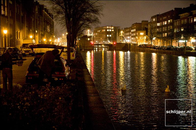 Nederland, Amsterdam, 23 maart 2008