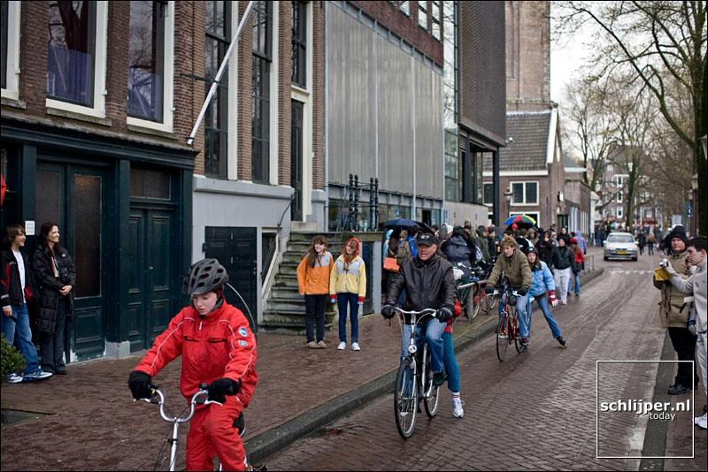 Nederland, Amsterdam, 24 maart 2008