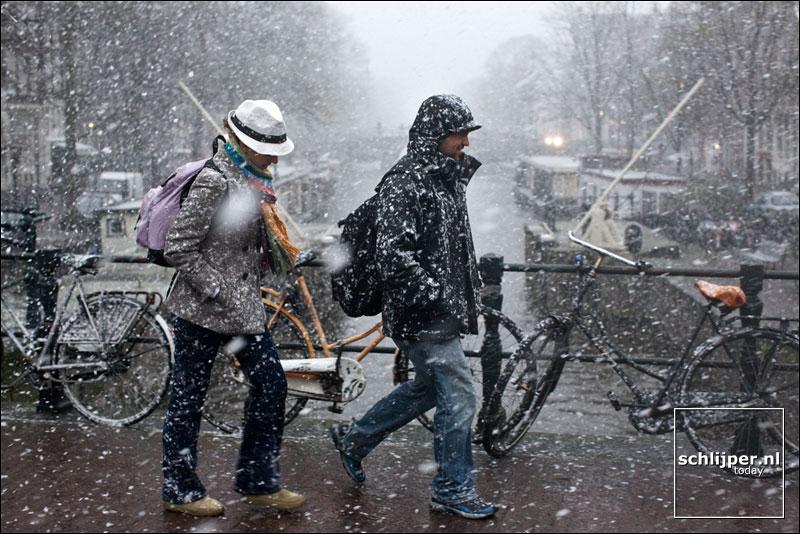 Nederland, Amsterdam, 25 maart 2008