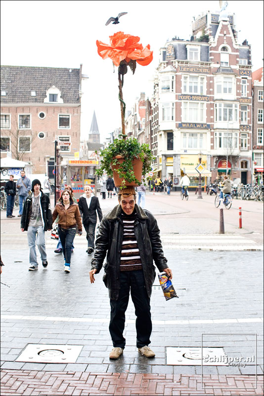 Nederland, Amsterdam, 1 april 2008