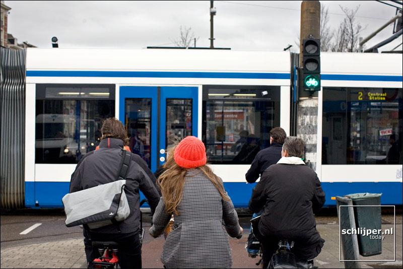 Nederland, Amsterdam, 2 april 2008