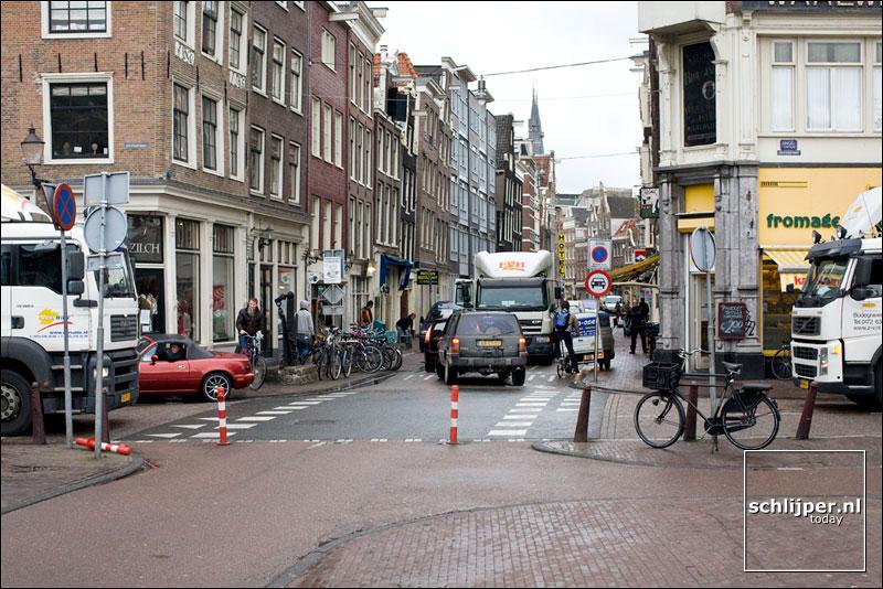 Nederland, Amsterdam, 3 april 2008
