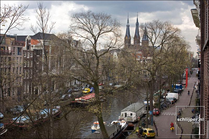 Nederland, Amsterdam, 8 april 2008