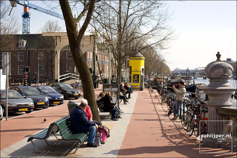 Nederland, Amsterdam, 9 april 2008